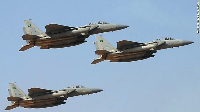 EE.UU. revisará lista de objetivos militares que Arabia Saudita atacará en Yemen