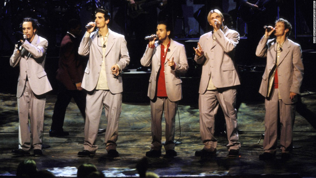 "In 1996, the Backstreet Boys released their debut album, ""Backstreet's Back."" ""Millennium,"" ""Black & Blue,"" ""Never Gone,"" ""Unbreakable"" and ""This Is Us"" followed. After parting with the group years ago, Kevin Richardson rejoined A.J. McLean, Howie Dorough, Brian Littrell and Nick Carter. They released their album ""In a World Like This"" in 2013 and embarked on a world tour for their fans."