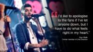 La renuncia de Zayn Malik rompe Spotify