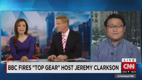 "exp BBC Fires ""Top Gear"" host Jeremy Clarkson_00002001"