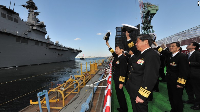 japanese maritime self defence force keeps the shores of japan safe