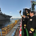 Izumo Japan MSDF waship