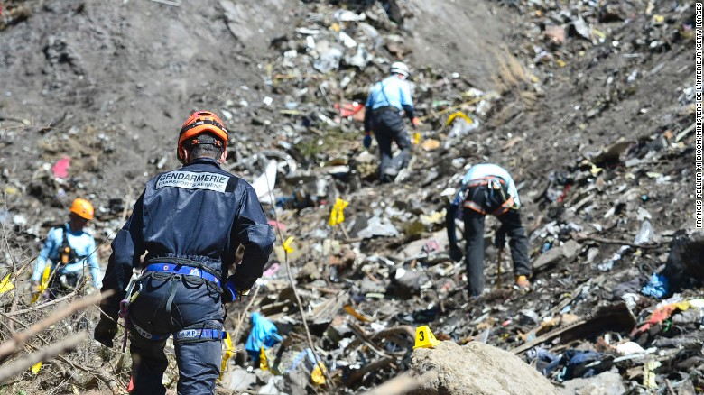 Germanwings plane crash: Co-pilot acted deliberately - CNN.com