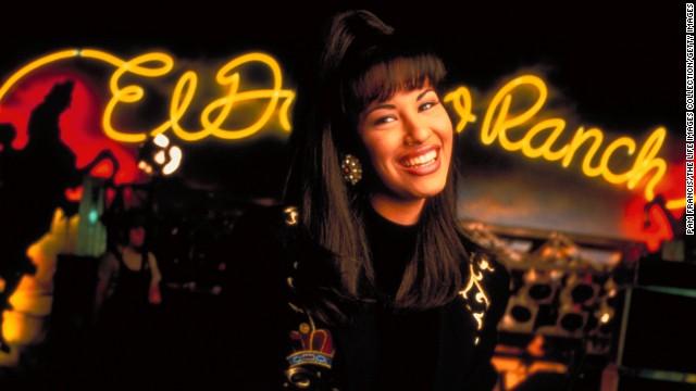 20 datos de Selena a 20 años de su muerte