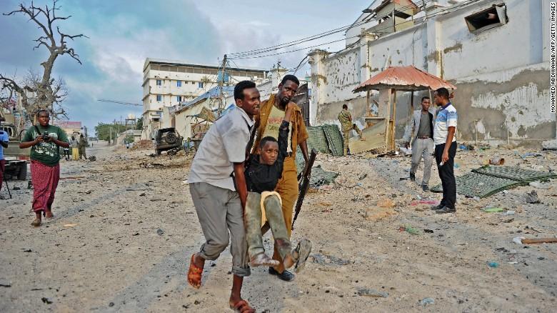 Ataque a hotel en Somalia deja al menos seis muertos