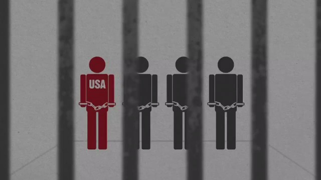 Why are so many Americans criminals?