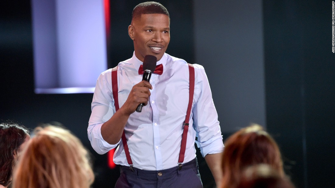 "Twitter wasn't laughing after <a href=""http://www.cnn.com/2015/03/30/entertainment/iheartradio-awards-jamie-foxx-bruce-jenner-joke/index.html"">Jamie Foxx made a joke about Olympic gold medalist Bruce Jenner</a> during the iHeartRadio Music Awards in Los Angeles on March 29. ""We got some ground-breaking performances, here too, tonight,"" Foxx said. ""We got Bruce Jenner, who will be doing some musical performances. He's doing a his-and-her duet all by himself."""