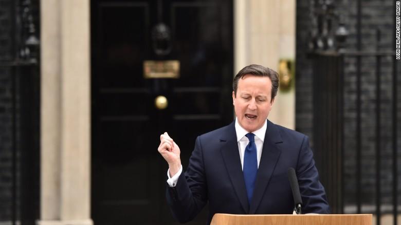 Reino Unido inicia la carrera para elegir a un nuevo primer ministro