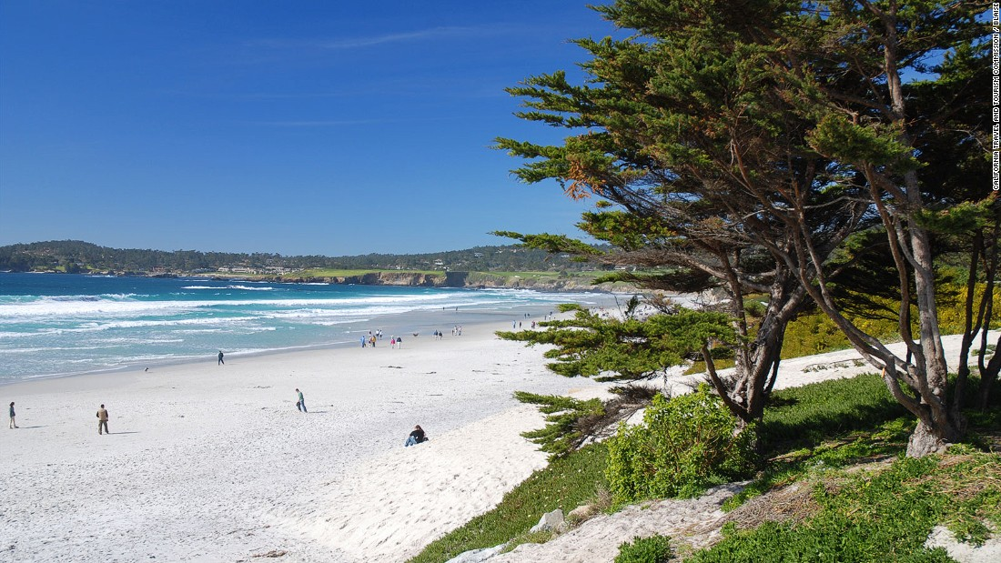 Guide to california 39 s beaches for Pretty beaches in california