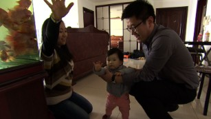 Parents sticking with 1 child as China eases rules