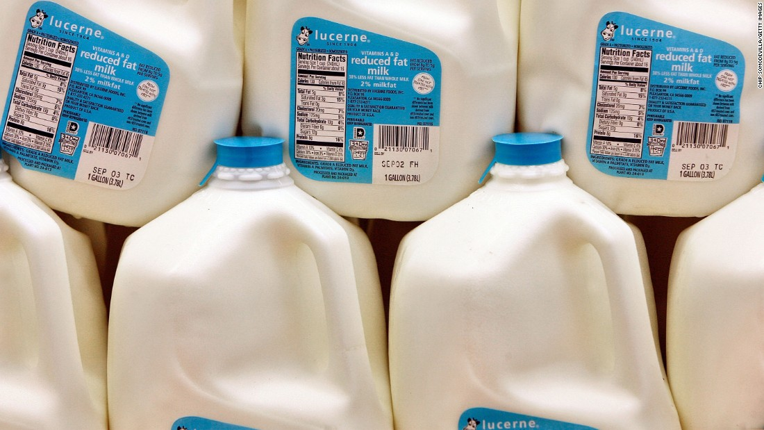 If you're feeling itchy, milk may be to blame. Dairy products like milk can also worsen congestion and constipation.