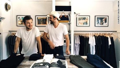 Buck Mason has been up and running since late 2013, offering a focused collection of American-made garments. They keep costs down by cutting out the middle man so they can sell directly to customers through their website and storefront.