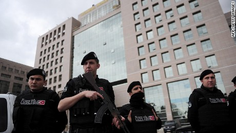 Reports: 2 killed in Turkish hostage situation