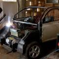 Kiira Car Build  MARC HOFER AFP Getty Images