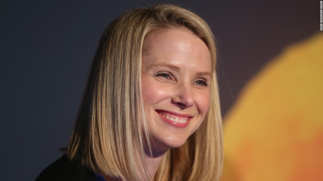 Yahoo! CEO Marissa Mayer is famous for her long hours put in at work, especially in the many years she worked at Google. She must be part of the 1-2% who don't need much sleep, as she has admitted to not needing more than 4-6 hours of sleep per night.