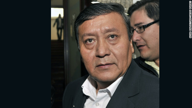 Evo Morales destituye a su ministro de Defensa