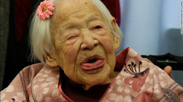 Muere a los 117 años Misao Okawa, la persona más vieja del mundo
