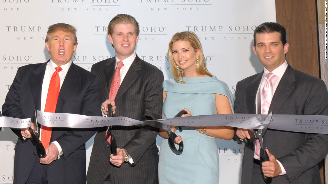 Do Trump S Kids Live In Trump Tower