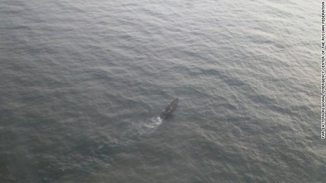 Al menos 53 marineros mueren en naufragio de barco pesquero en el oriente de Rusia