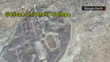 Gunmen storms Kenya university