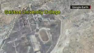Gunmen storms Kenya university