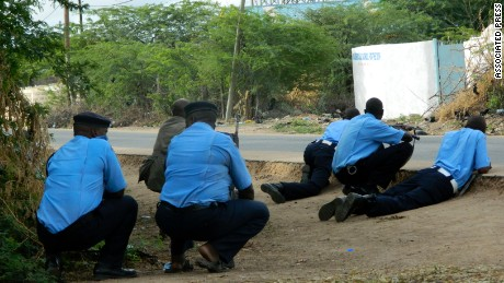 Report: Gunmen storms Kenya university