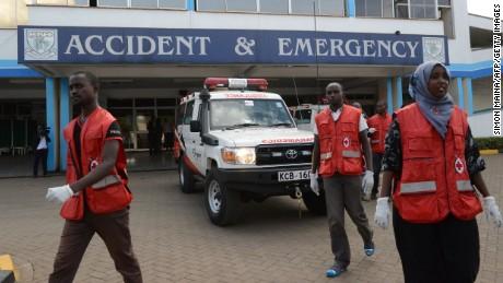 Kenya attack, Garissa University College, Kenya university terrorist attack