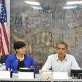 Jindal President Obama hurricane Issac