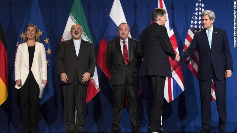 Iran nuclear deal reached ... Now what?