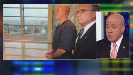 ctn bernard kerik police commissioner convicted felon prison NYPD jailer to jailed_00001511