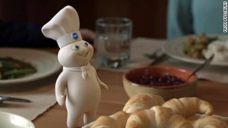 The Pillsbury Doughboy