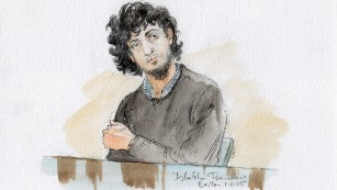 Jury to begin deliberations on Tsarnaev's fate