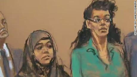 tsr dnt carroll nyc women arrested in bomb plot_00000000