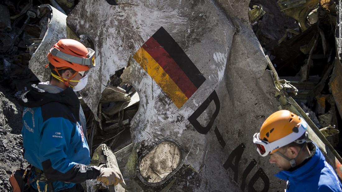 Segunda caja negra confirma que Andreas Lubitz aceleró el avión en descenso