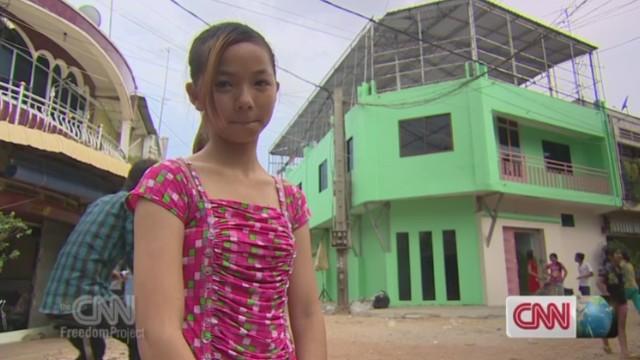 Vendida por su madre: el tráfico sexual en Camboya