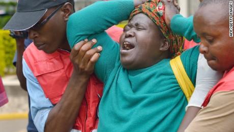 Christians singled out in Kenya bloodbath