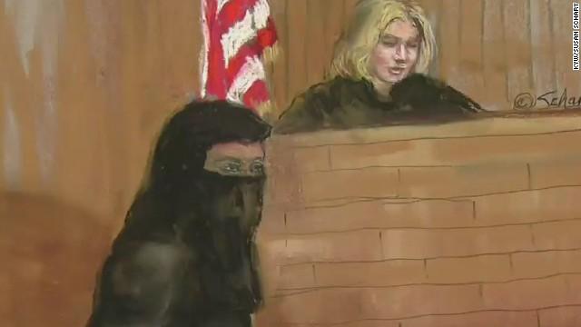 Tercera mujer detenida en EEUU por cargos de terrorismo en dos días