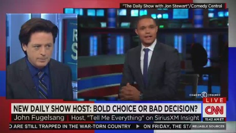 """New """"Daily Show"""" Host - bold choice or bad decision?_00013724"""