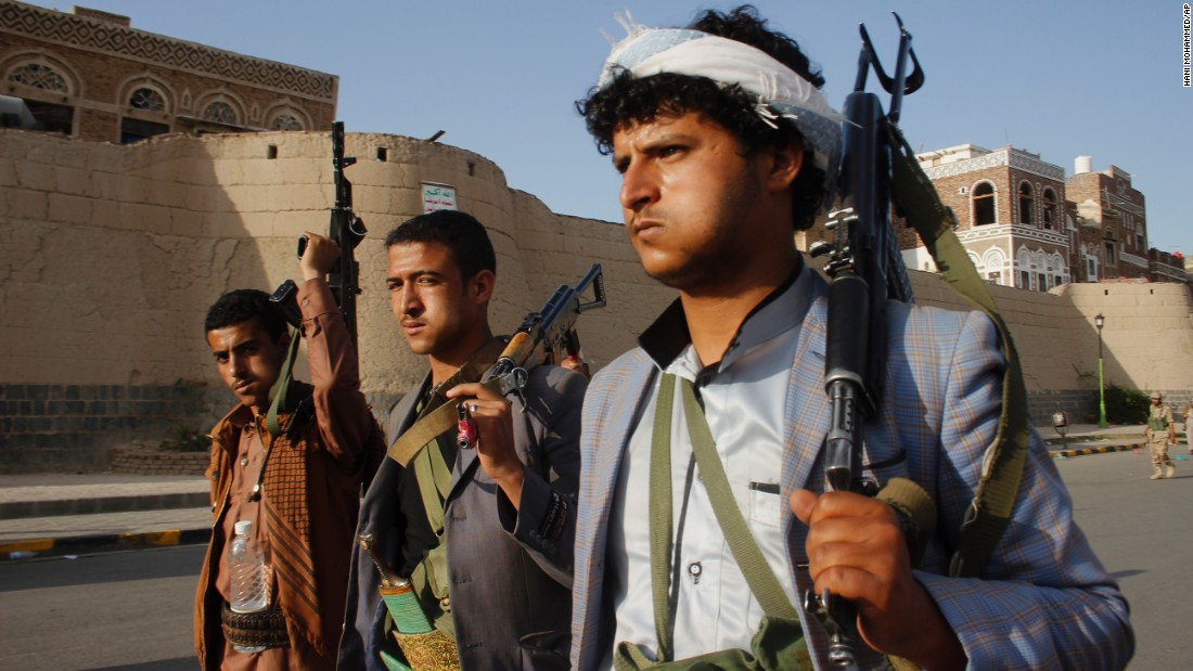 Chaos in Yemen: Competing interests, temporary alliances