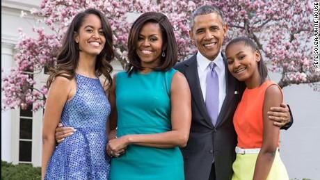 President Barack Obama is President Barack Obama And Family