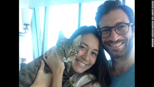 'Felix', el gato que se perdió tras un vuelo de 14 horas de Abu Dhabi a NY