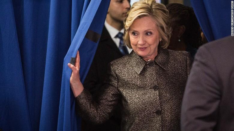 Una vez más, Hillary Clinton tras la candidatura presidencial