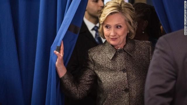 Iowa, la primera parada en la campaña de Hillary Clinton
