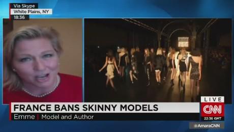 exp Emme on France's Skinny Models Ban_00002001