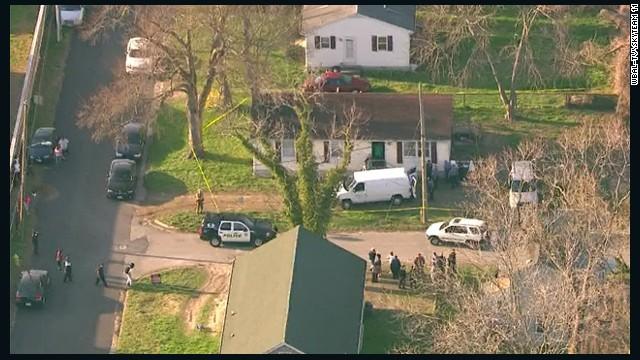 Hallan muertos a 8 miembros de una familia en Maryland