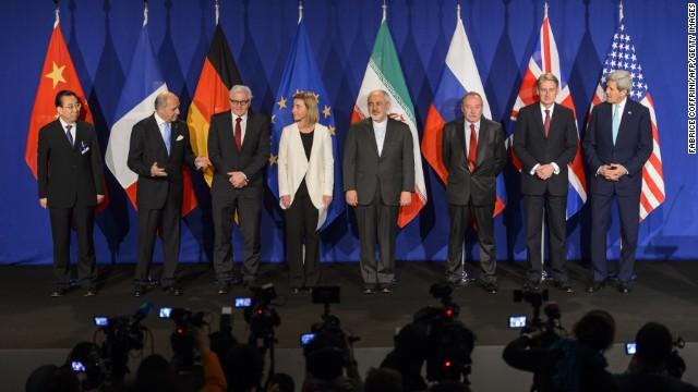Senate nears veto-proof tally on Iran bill