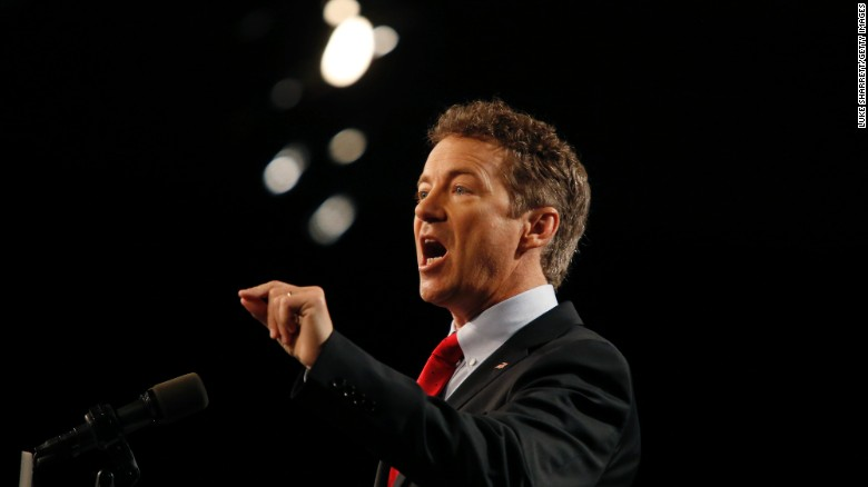 RAND SOLVES HIS KENTUCKY PROBLEM.