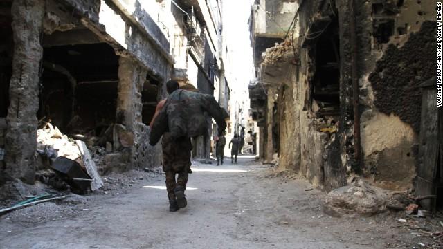 El avance de ISIS en el sur de Siria, ¿una buena noticia para al Asad?