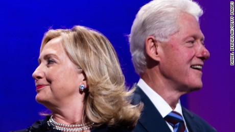Whichever Republican wins the party's 2016 nomination will likely face the first-ever female major party nominee -- Hillary Clinton (left). She rose to fame as First Lady, the wife of former President Bill Clinton, but has since established a political career of her own that included stints in the Senate and as secretary of state.
