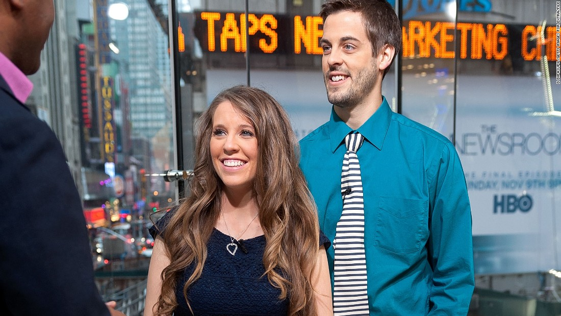 "Jill Duggar Dillard and husband Derick Dillard had a bit of a wait to become parents, but it's happened.<a href=""http://www.people.com/article/jill-duggar-derick-dillard-baby-boy-born-israel-david-dillard"" target=""_blank""> According to People,</a> son Israel David was more than a week late when he was born on April 6."